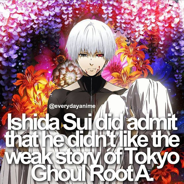 I don't blame Ishida Sui - I was so excited about it since I've finished season 1 and I loved it but Root A was just a disappointment...