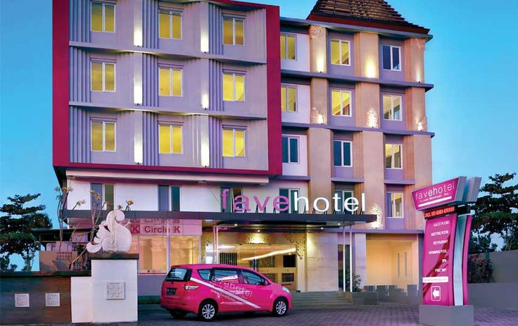 @favehotels - Situated on the famous Jl. Sunset Road Seminyak, Fave Hotel Sunset Seminyak offers 100 hotel rooms, 2 conference rooms and one Restaurant & Bar by the pool.