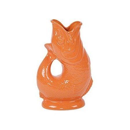 Orange Gluggle Jug - £29.50