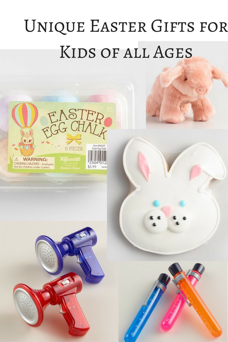 37 best easter images on pinterest holiday ideas house beautiful easter gifts for kids of all ages negle Image collections