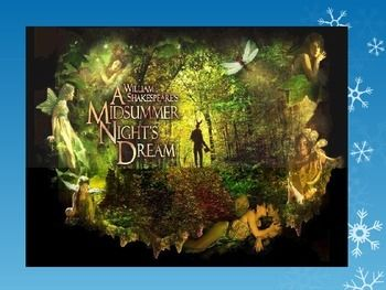 language use in a midsummer nights A midsummer night's dream (1596) by peter cash their beloved ones qualities which are not there and describing them in over-excited language against such foolish behaviour, a midsummer merely a 'midsummer madness.