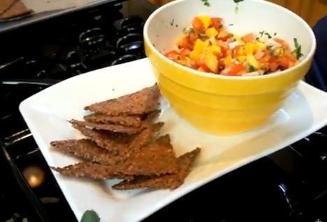 Fresh Mango Salsa Recipe (like Baja Fresh)
