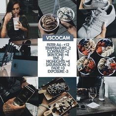 VSCO FILTERS + MORE! filteredapps | WEBSTA - Instagram Analytics