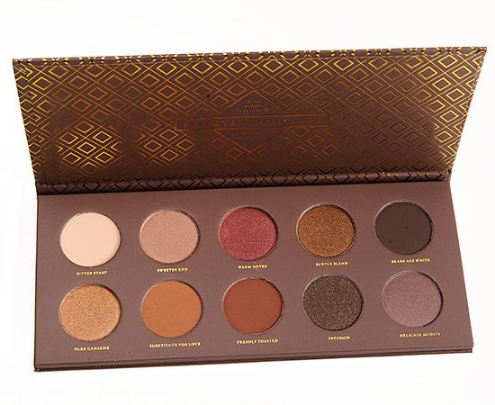 That moment when you're questioning your decision that you don't like warm tones...  | Zoeva Cocoa Blend Eyeshadow Palette