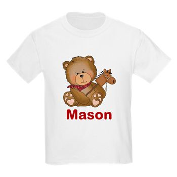 Mason's Cowboy Bear T-Shirt
