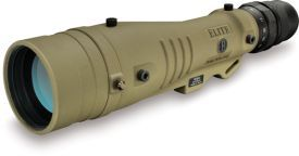 New Bushnell Elite Tactical Spotting Scope features ED Prime glass and fully multi-coated optics