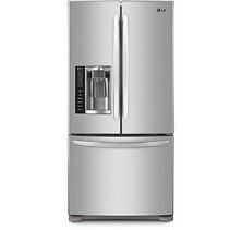 LG 3 door fridge