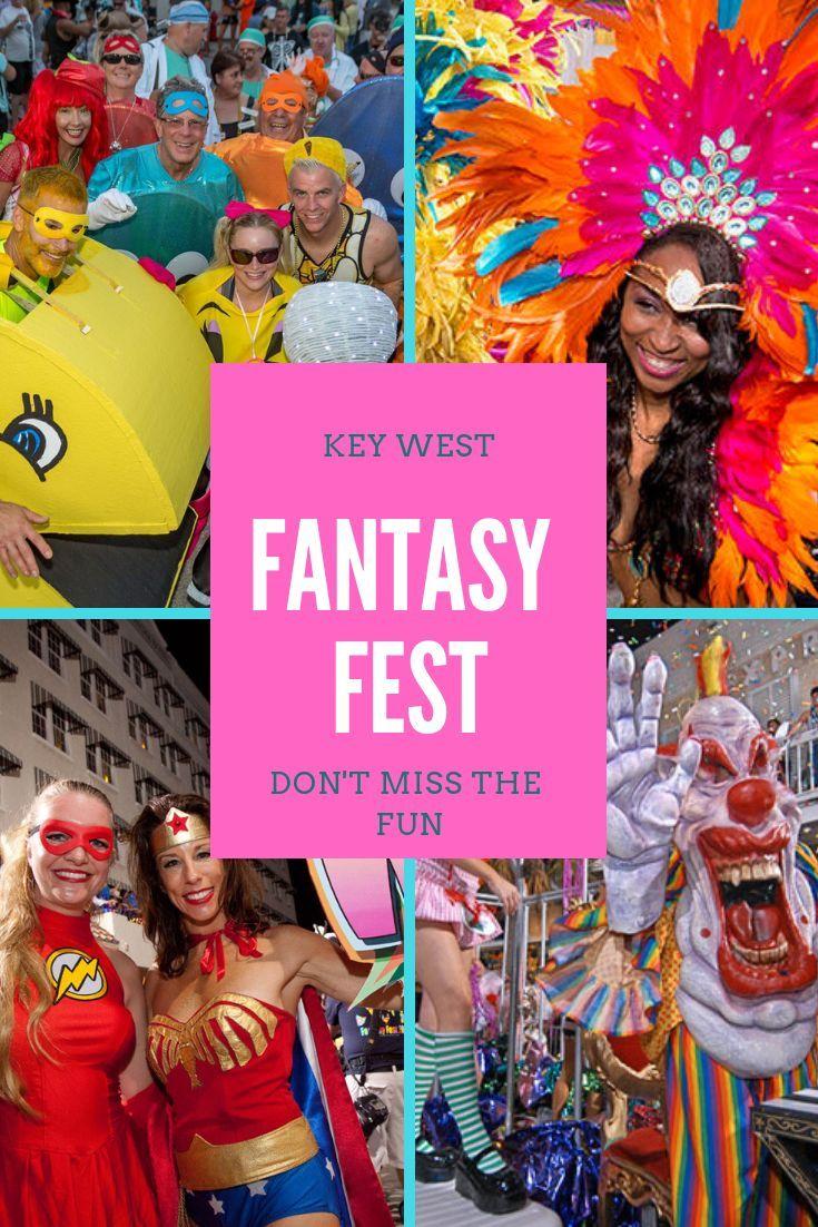 Halloween Festivals In Sarasota Fl 2020 Key West Fantasy Fest in 2020 | Fantasy fest key west, Fantasy