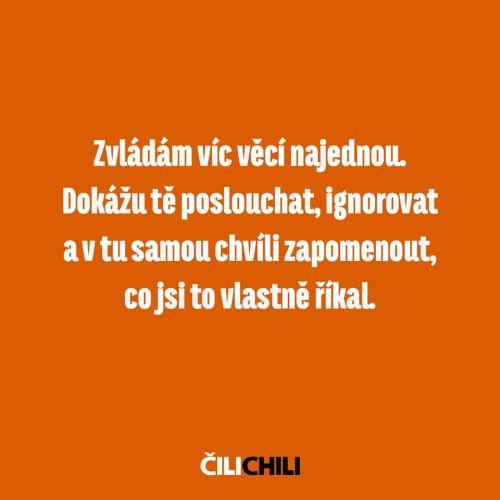 Víc věcí | Loupak.cz