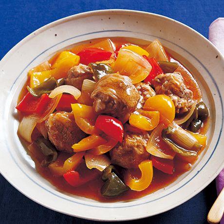 豚こまレンジ酢豚 | 伊藤晶子さんの酢豚の料理レシピ | プロの簡単料理レシピはレタスクラブニュース