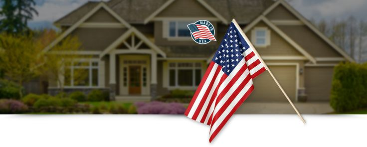 American Stick Lawn Flags! These are the perfect sales tool for Real Estate Agents on Memorial Day, Flag Day on June 14th, Independence Day on July 4th and more. Now 15% Off!