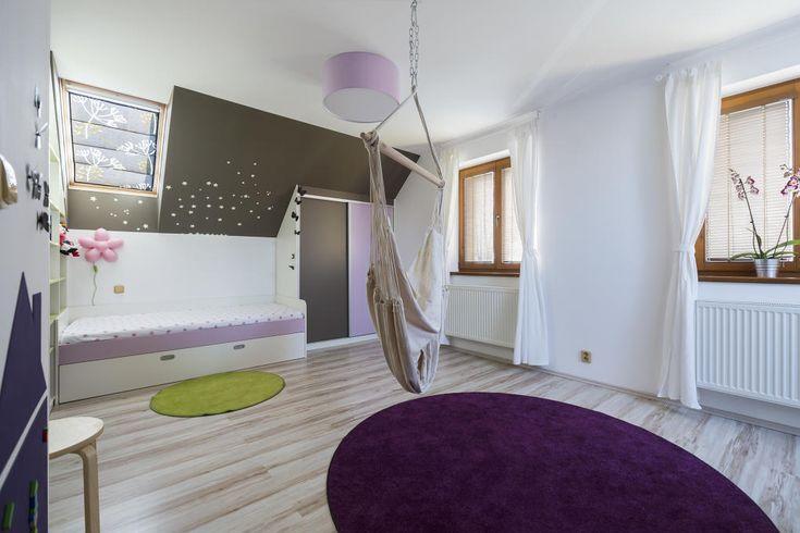 Dětský pokoj pro předškolačku