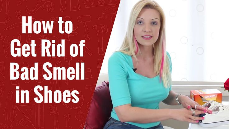 How to Get rid of Shoes Bad Odor