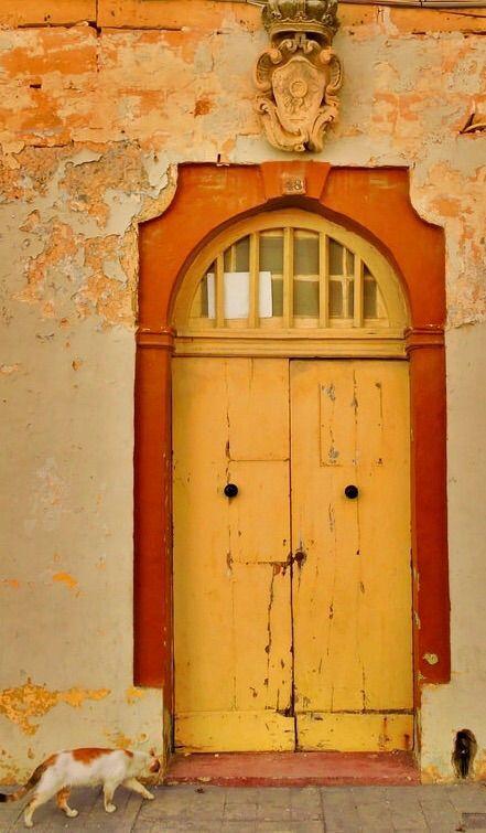 Orange | Arancio | Oranje | オレンジ | Colour | Texture | Style | Form | Ħal Kirkop, Malta