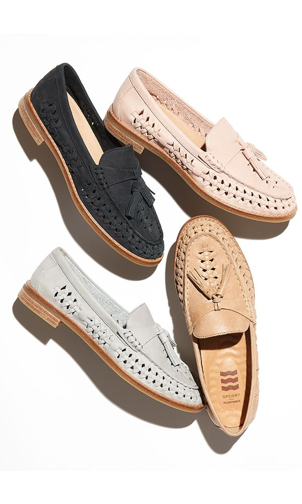 Seaport PLUSHWAVE Woven Loafer in 2020