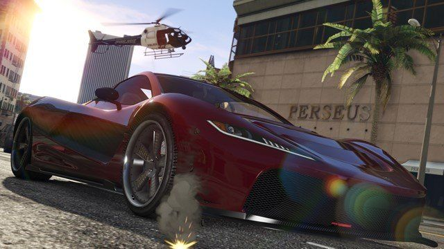 GTA V's Fastest Car?