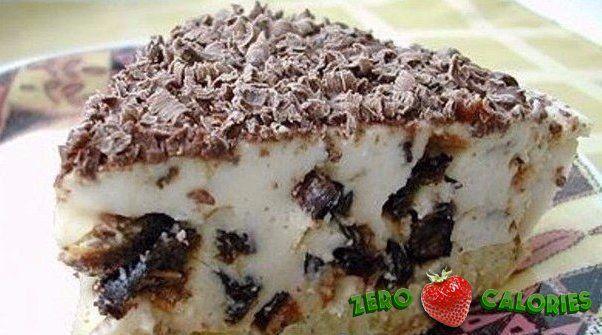 Легкий, вкусный и полезный фитнес-торт на 100грамм - 136.75 ккал, Б/Ж/У - 10.98/1.74/20.33