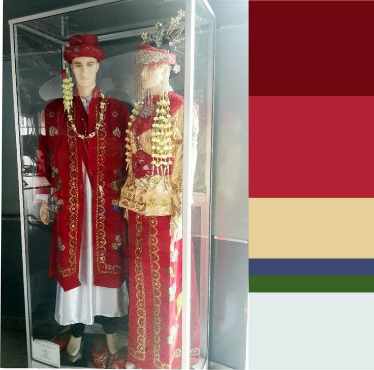 Baju Adat u/ perkawinan #KhasBetawi