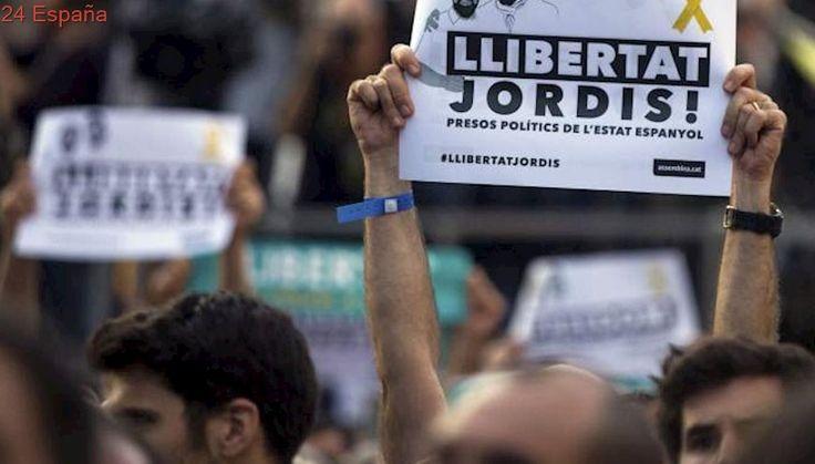"""Cuixart alega ante la Audiencia Nacional que """"el objetivo era protestar, no impedir registros"""""""