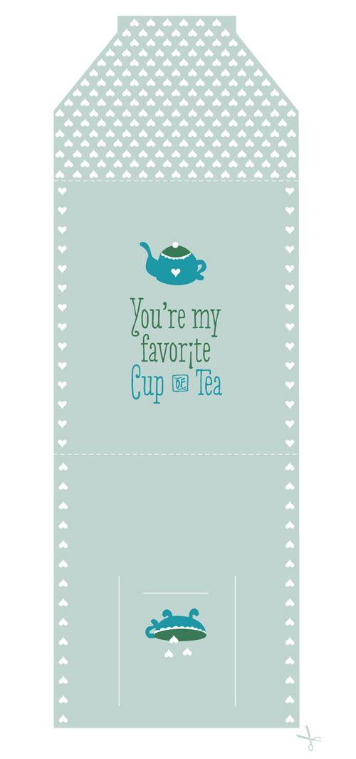 Customize your tea