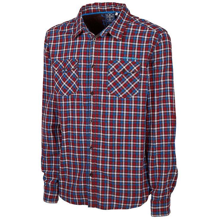 Das Herrenhemd HYMAN von Chiemsee ist DAS neue Winter Hemd mit langen Armen. Der entscheidende Vorteil ist klar: Lang hält warm, lässt weniger Luft an die Haut und fühlt sich bei herbstlichen Temperaturen einfach besser an. Material: 100% Baumwolle...