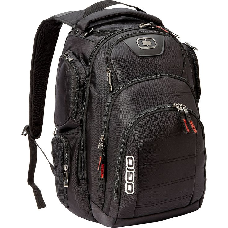Buy the OGIO Gambit 17 Pack at eBags - Protect all of your mobile tech gadgets and carry all of your daily essentials inside this rugged an