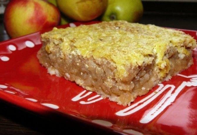 Zabos almás pite recept képpel. Hozzávalók és az elkészítés részletes leírása. A zabos almás pite elkészítési ideje: 45 perc