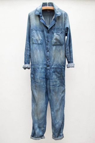 Harlan Mechanic Jumpsuit