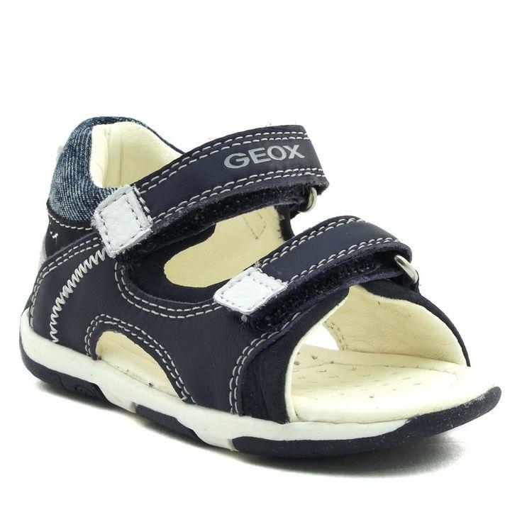 561A GEOX SANDAL TAPUZ B720XA MARINE www.ouistiti.shoes le spécialiste internet #chaussures #bébé, #enfant, #fille, #garcon, #junior et #femme collection printemps été 2017