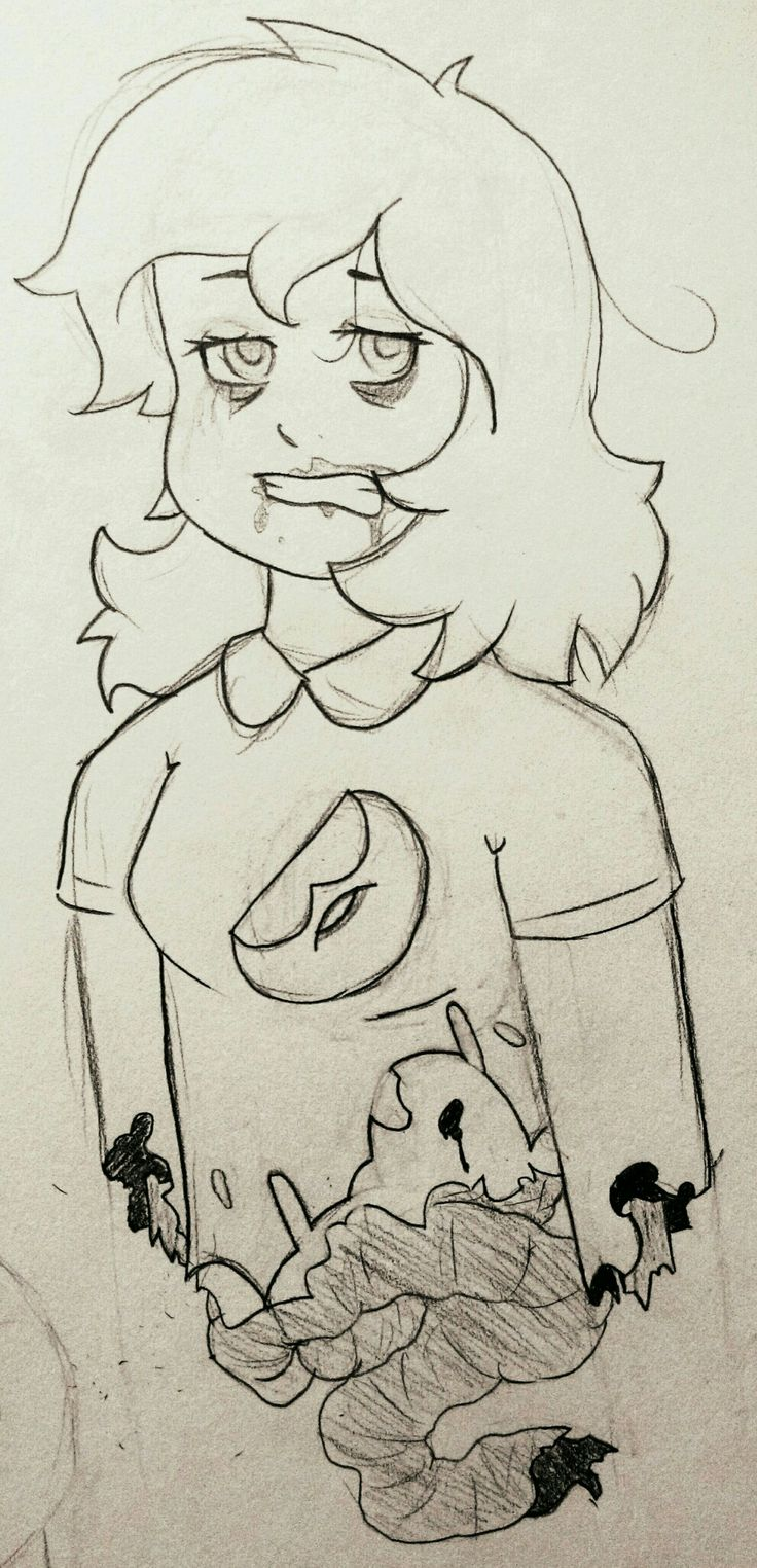 """Temp Zombie Inspired by the song """"Working Dead"""" sung by Sadie from Steven Universe"""