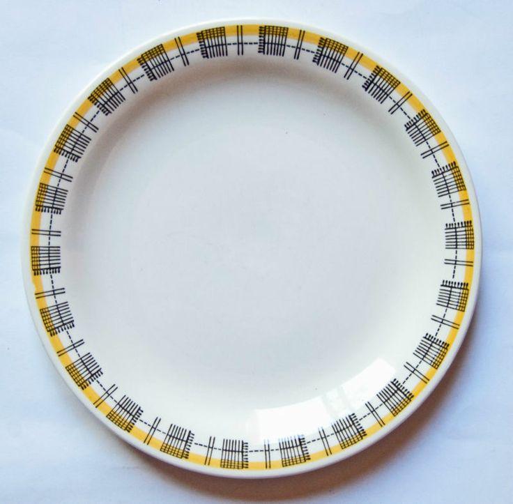 Rorstrand Sweden 'Fiesta' plate