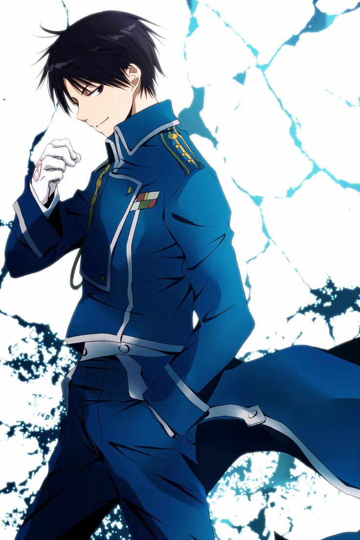 Roy Mustang, the current generation will strive to meet your goal of an army of women in mini skirts.