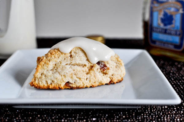 Maple Bacon Brown sugar Scone~ | A Rolling Scone! | Pinterest