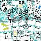 +This+bundle+is+PERFECT+for+those+who+love+chevron+and+turquoise+(just+like+me!!)  *Page+1-2:+Clock+Numbers+(:00,+:05,+:10+etc.)+**I+use+my+fiskars...