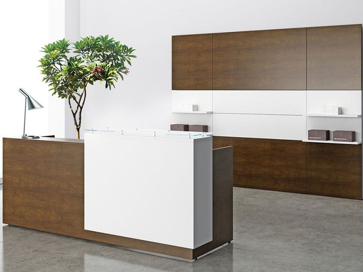 Best bureau images reception desk design
