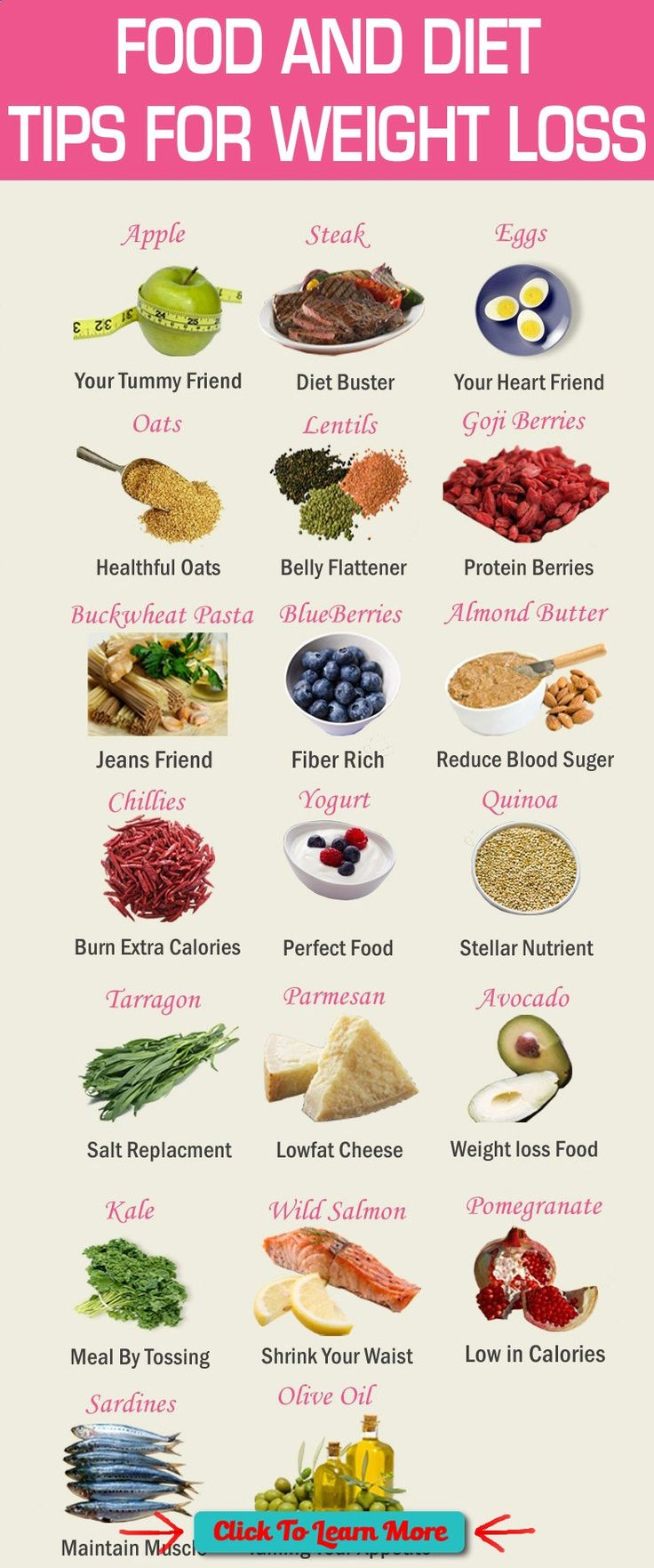 #FastestWayToLoseWeight by EATING, Click to learn more, Healthy Weight Loss Tips Food and diet tips! For more weight loss tips just click on the image!...http://www.fat-loss-fast.info/ , #HealthyRecipes, #FitnessRecipes, #BurnFatRecipes, #WeightLossRecipes, #WeightLossDiets