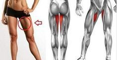 Os 9 melhores exercícios para tonificar as coxas e eliminar a gordura da parte…