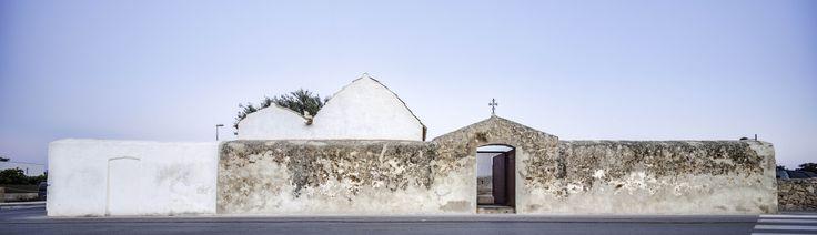 TRANSFER Monograph 02 Island | Refurbishment of the Fossar Vell, Formentera, 2015 | © Marià Castelló