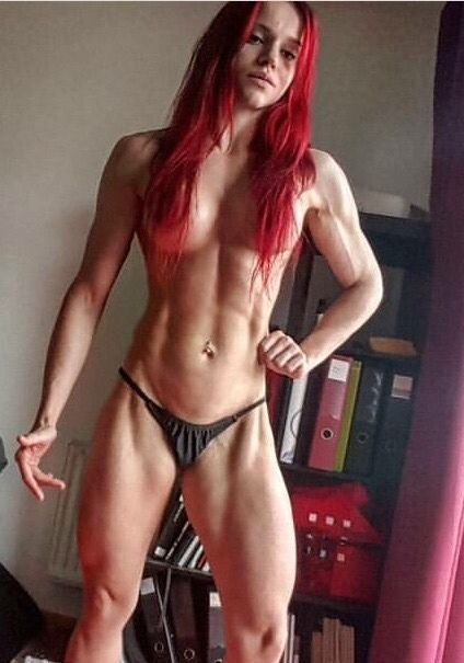 Muscle Woman Nude Pics