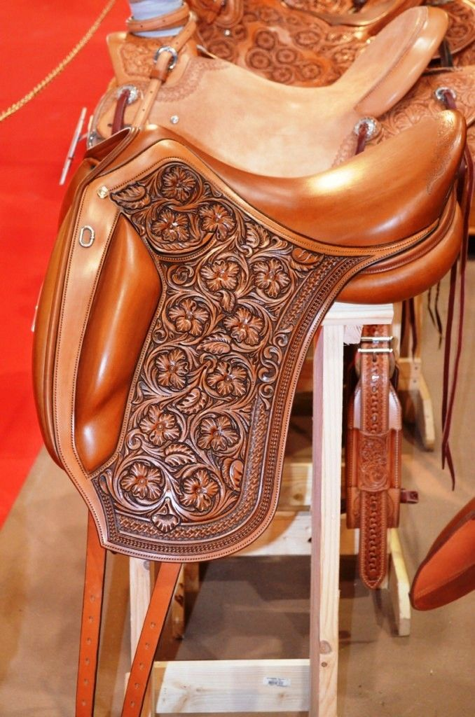 Parisot Sellier Equitalyon 2013 - European Cowboy Gear Maker and Artist Association