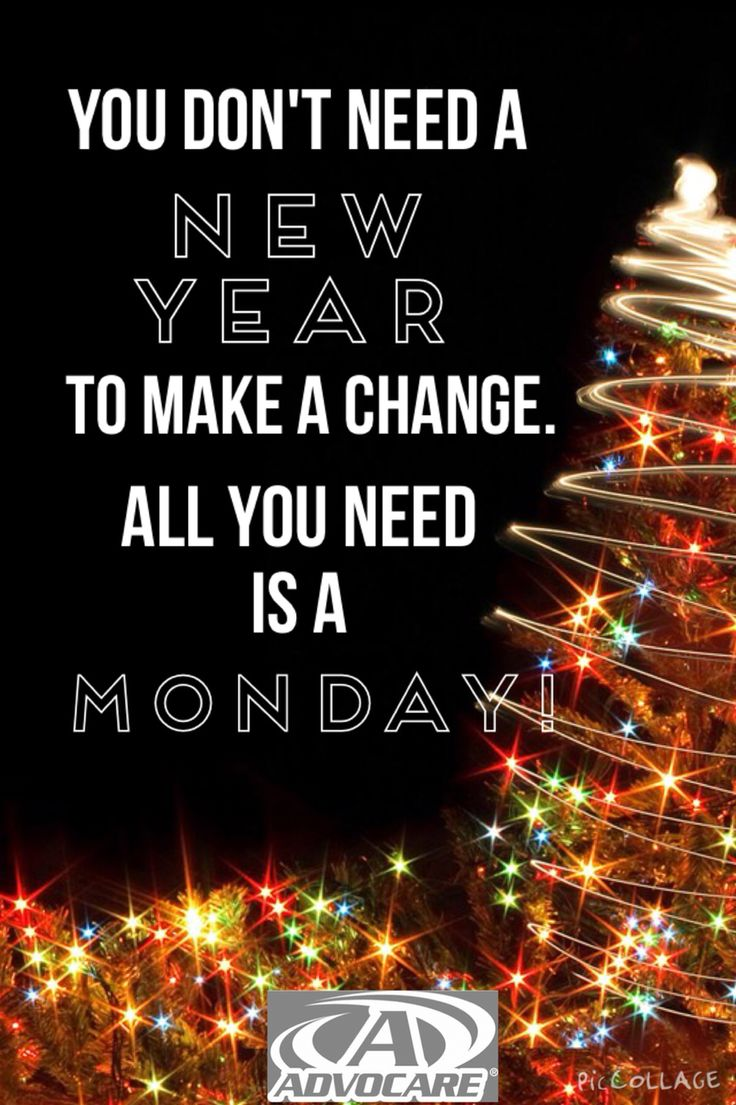 You don't need a new year to make a change. All you need is a Monday http://www.sparkyourgoals.com