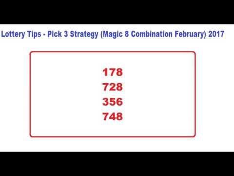 Smart Pick 4 - Lottery Winning Strategies,Powerball,Mega ...
