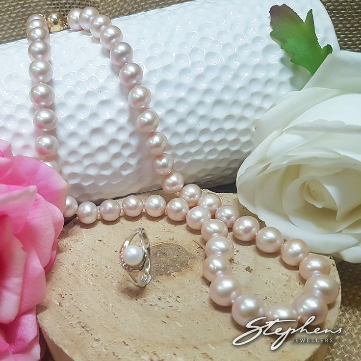 "Every Fashionista Needs One- Are you looking for the perfect all-rounder accessory? Jackie Kennedy once said, ""Pearls are always appropriate"". We have a stunning collection to choose from such as strands, pendants, bracelets and earrings. #StephensJewellers #Pearls"