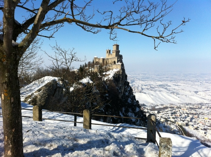 San Marino Winter