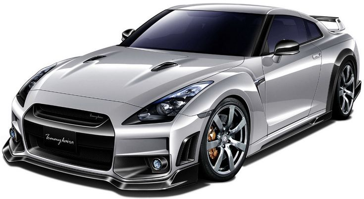 Feeding my dragon cravings today- dragon concept cars   Nissan GT-R R35 takes the concept of this dragon