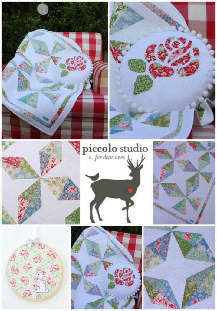 Tilda circus set by piccolo studio www.piccolostudio.com.au