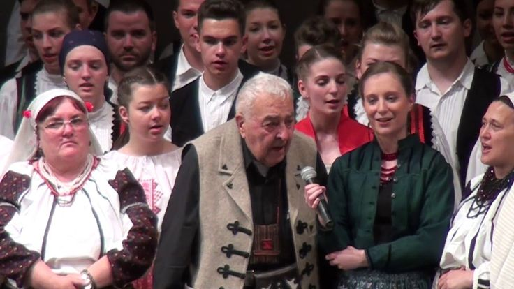 A 90 éves Kallós Zoltán köszöntése-2016.04.23.