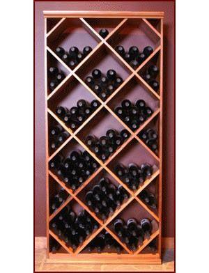 17 best vine rack images on Pinterest   Wine cellars, Wine racks ...