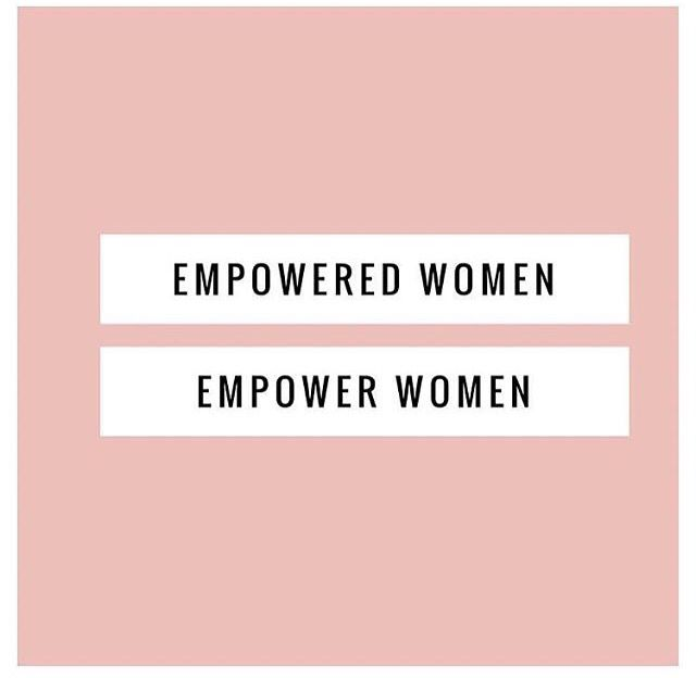 Yes!! Let's empower each other instead of tearing down!