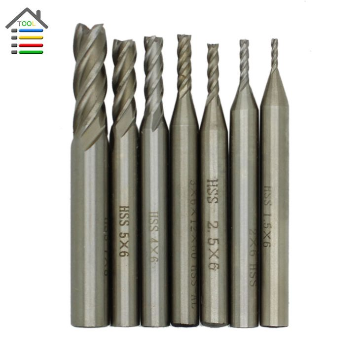 7pc-HSS-4-Flutes-End-Mill-Milling-CNC-Cutter-Drill-Bit-1-5-2-2-5-3-4-5-7mm-Set 7pc-HSS-4-Flutes-End-Mill-Milling-CNC-Cutter-Drill-Bit-1-5-2-2-5-3-4-5-7mm-Set 7pc-HSS-4-Flutes-End-Mill-Milling-CNC-Cutter-Drill-Bit-1-5-2-2-5-3-4-5-7